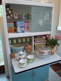 Retro Kitchen Hutch Gorgeous 1950 U0027s Retro Vintage Kitsch Kitchen Cupboard Cabinet