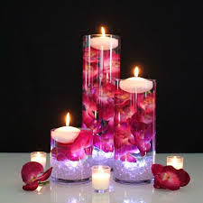 center pieces how to make a floating candle centerpiece afloral
