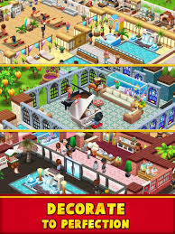 Home Design Game On Ipad Food Street Restaurant Game On The App Store