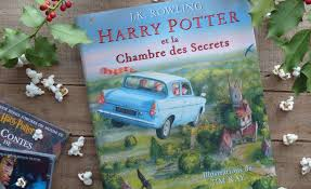 harry potter et la chambre des secrets livre audio harry potter la chambre des secrets illustré par jim