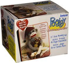 Sock Monkey Bedding Amazon Com Janlynn Peejay The Sock Monkey Toys U0026 Games