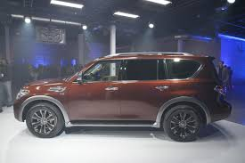 nissan armada 2017 navigation system 2017 nissan armada suv is new and old get the details autotribute