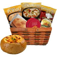 soup gift baskets soup lover s gift basket