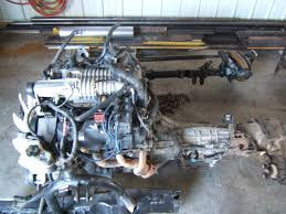 2003 ford ranger 4 0l engine supercharger transmission bw1354