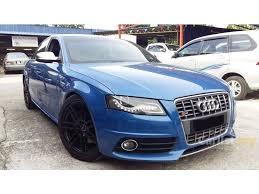 kereta audi s4 audi s4 2011 3 0 in kuala lumpur automatic sedan blue for rm