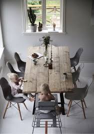 Dining Design Best 25 Rustic Table Ideas On Pinterest Wood Table Kitchen