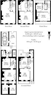 westminster abbey floor plan 4 bedroom terraced house for sale in cowley street london sw1p sw1p