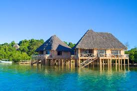 House Over Water Overwater Suite Chale Island