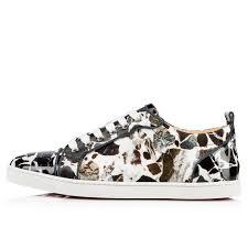 gondolier men u0027s flat black white canvas men shoes christian