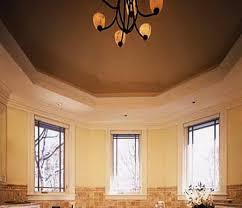 Ceiling Light Crown Molding by 55 Amazing Crown Molding Ideas For All Ceilings And Rooms