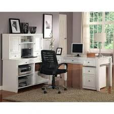 office desk home office l desk astounding shaped white with