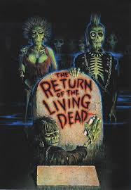 spirit halloween returns the return of the living dead what can i say i love cheesy