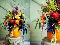 Thanksgiving Centerpieces Pumpkin Inspired Fall Wedding Thanksgiving Centerpieces Utah