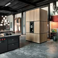 contemporary kitchen metal island 1 minacciolo videos