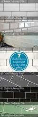 best backsplash ideas for kitchen pinterest creative subway tile backsplash ideas for your kitchen