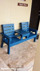 Free Outdoor Garden Bench Plans by Best 25 Outdoor Wooden Benches Ideas On Pinterest Wood Bench