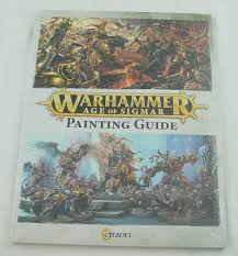 warhammer age of sigmar painting guide from games workshop gw