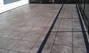 seamless deck waterproofing