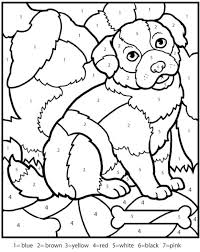 free printable dog cat coloring pages pete kitty