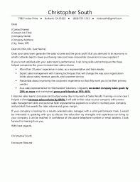 cover letter sales job sample sales cover letter 10 examples in
