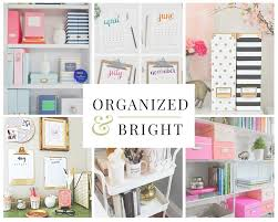 Organizing An Office Desk Get Your Stuff Off Your Desk Out Of Your Way Punched Clocks