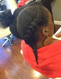 kurlee belle natural hair tutorial goddess braid the perfect