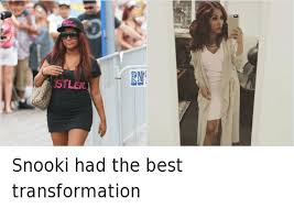 Snooki Meme - en stler snooki had the best transformation funny meme on