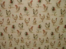 Zebra Print Upholstery Fabric Uk 1m Chicken Hens Vintage Linen Look Animal Print Designs Curtain