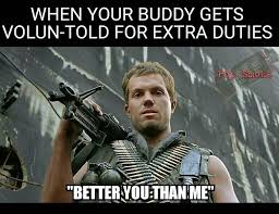 Full Metal Jacket Meme - 11 of the best military movie memes ever written we are the mighty