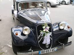 deco mariage voiture fleurs mariage décors voiture vatry fleuriste