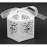 baptism favor boxes cross cutout baptism communion christening die cut
