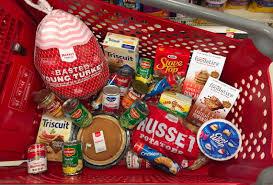 i saved 50 00 on my thanksgiving dinner shopping trip at target