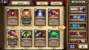 hearthstone android hearthstone launched for iphone and android wowhead news