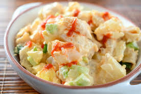 Pasta Salad Recipe Mayo by Sriracha Potato And Macaroni Salad Life U0027s Ambrosia