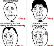 Know Your Meme Forever Alone - comic depressed devastated forever alone hahaha know your