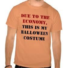 Halloween Costume Shirt Due Economy Halloween Costume Shirts