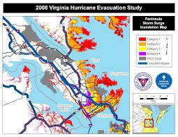 Fema Flood Map Search Hurricane Storm Surge Maps Virginia Department Of Emergency