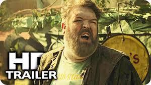biopunk official trailer 2017 kristian nairn dystopian sci fi