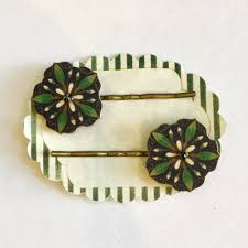 decorative hair pins decorative bobby pins dustmuffin