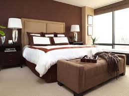 Bedroom Accent Wall Painting Ideas Chocolate Brown Bedroom Ideas Accent Walls In Small Bedrooms