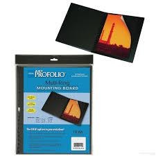 11x14 photo albums itoya profolio mounting board refills for multi ring 11x14