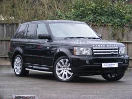 used range rover for sale used 2008 land rover range rover sport tdv8 sport hse for sale in