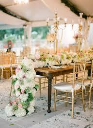 wedding floral centerpieces floral wedding decor tulle chantilly wedding