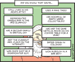 more known facts about santa stivers