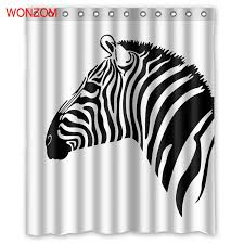 Horse Bathroom Accessories by Online Get Cheap Zebra Bathroom Accessories Aliexpress Com