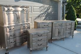 gray furniture paint silver furniture my most talked about finish the magic brush