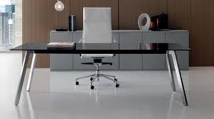 bureau de direction en verre bureaux de direction bureau direction verre soho mobilier de