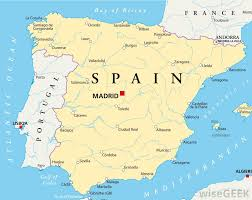 Map Of Spain And Morocco by What Should I Know About Spain With Pictures