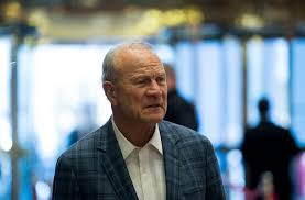 Who Leads Cabinet Meetings Barry Switzer Credits Madonna Michael Jackson For Baker Mayfield