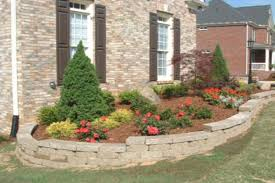 Garden Ideas For Front Of House Lovely Landscape Ideas In Front Of House 47 Photos
